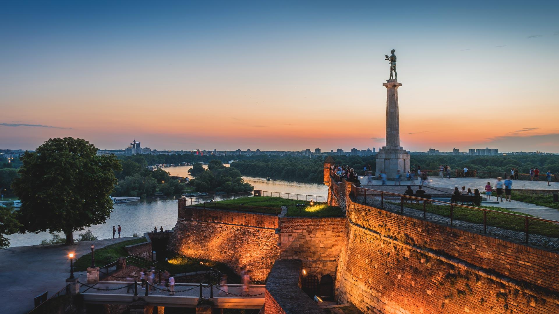 Belgrade city break
